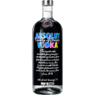 Absolut Vodka  NV / 1.0 L. Andy Warhol edition bottle