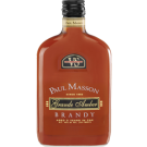 Paul Masson Grande Amber V.S. Brandy  NV / 200 ml.